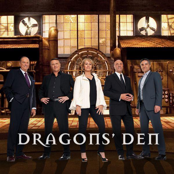 Pitches - Dragons' Den Un reality show de pitches de negocios a inversionistas. #bisnerosufm