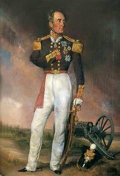 General Sir Charles Menzies, KCB, KH, KTS (1783–1866) Royal Marines Museum