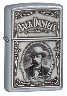 Zippo - Jack Daniels® (Style #28343-000003-Z)