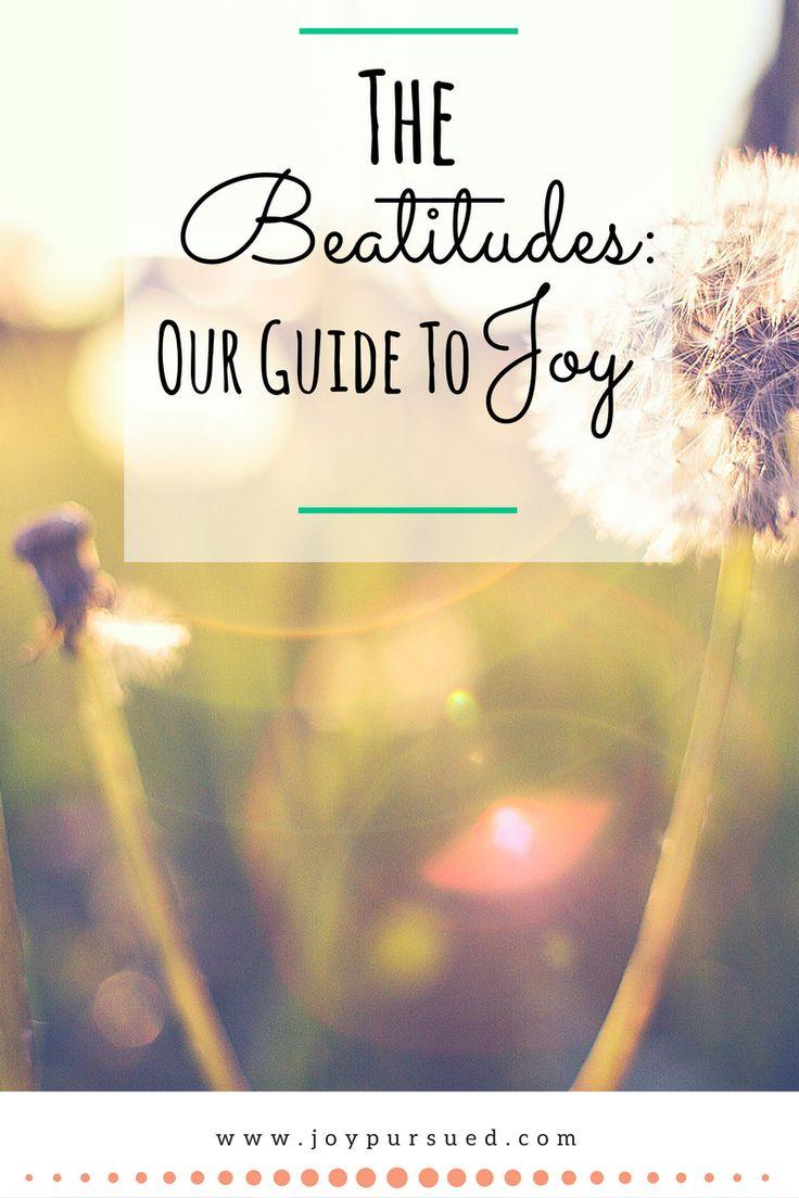 The Beatitudes - Prayers - Catholic Online