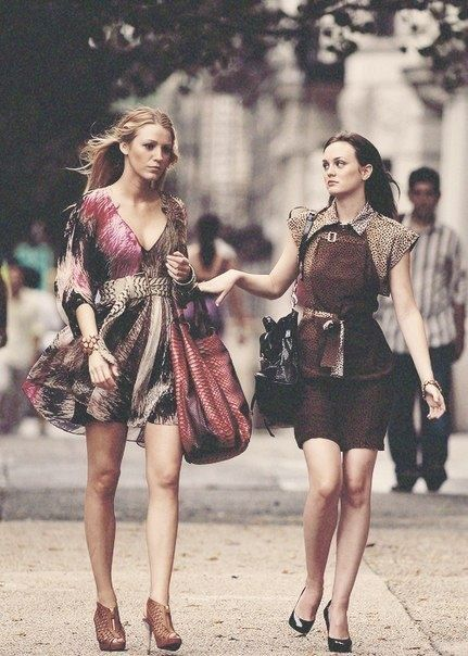 Gossip girl- I've always been a Serena style wise