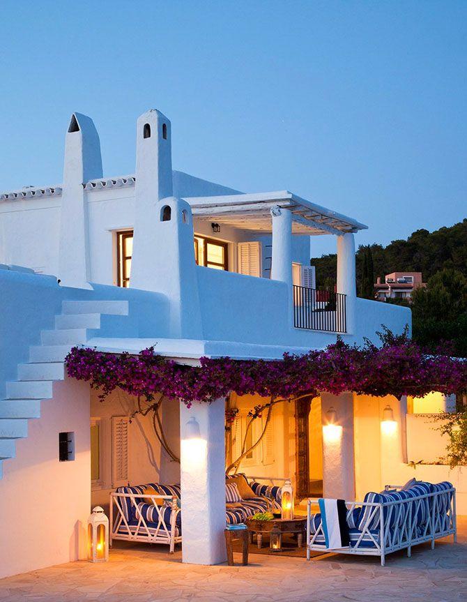 17 mejores ideas sobre decoraci n de paredes para patios - Casas minimalistas en espana ...
