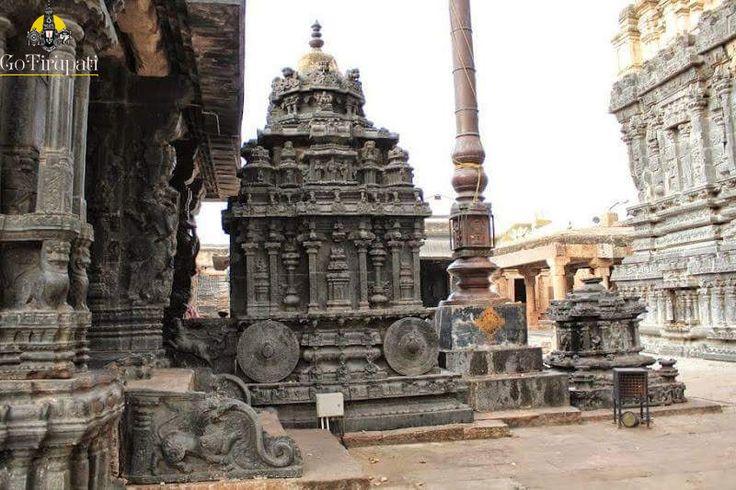 Chintala Venkataramana Temple History