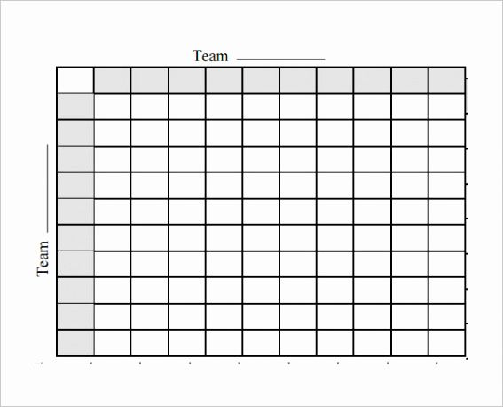 Weekly Football Pool Spreadsheet Best Of Football Pool Template 100 Square Unique Printable 100 Square Football Pool Templates Project Management Templates