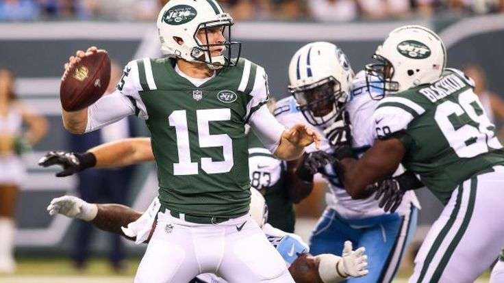 Jets Name Josh McCown As Starting Quarterback