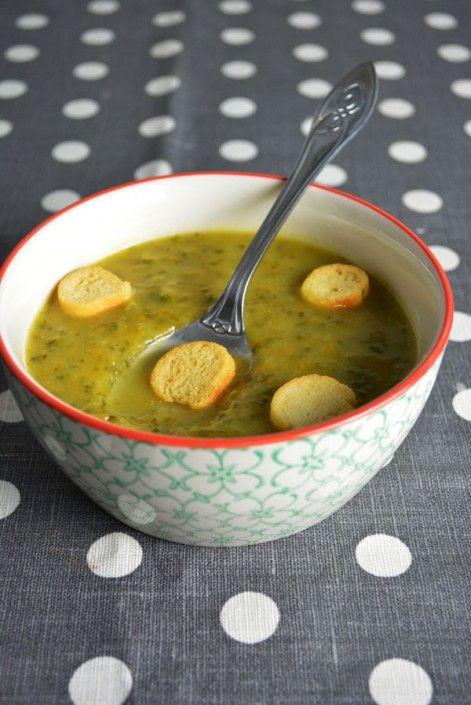 Potage aux légumes d'hiver