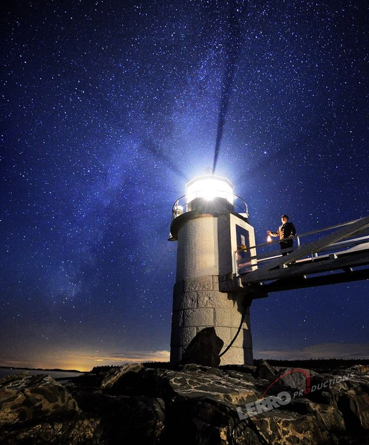 295 Best Night Time Lighthouses Images On Pinterest