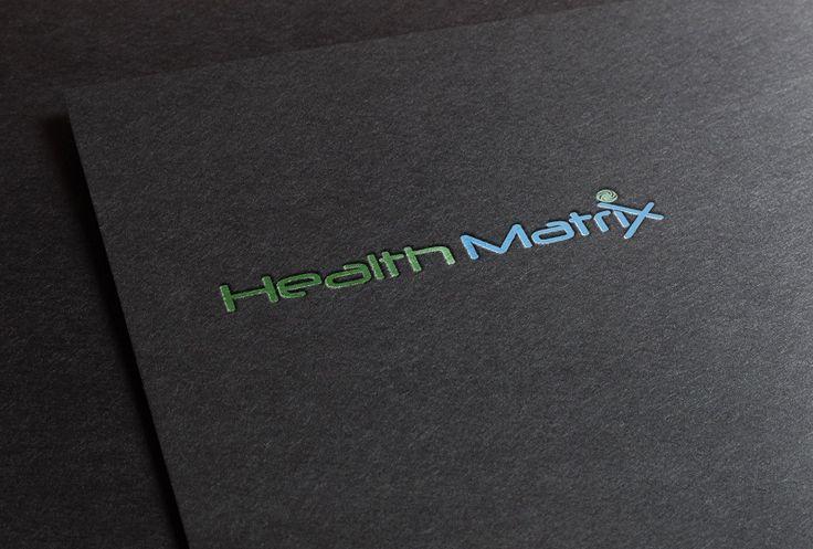 Comelite IT Solutions | Health Matrix Logo – English