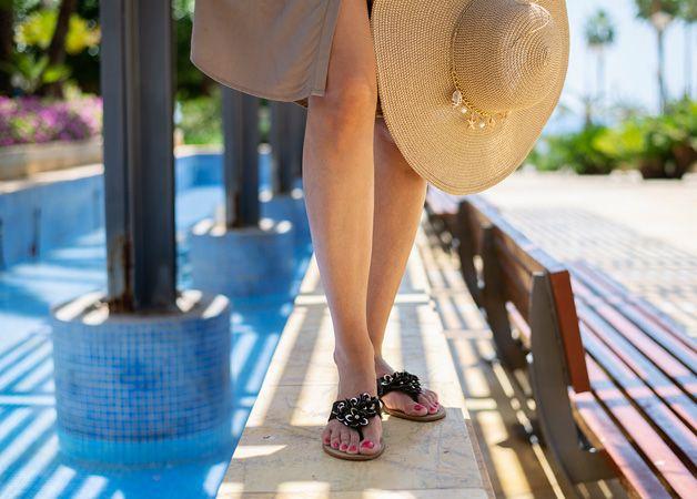 Wybierasz Klapki Na Lato Zobacz Najciekawsze Modele Blog Wittchen Panama Hat Floppy Hat Fashion