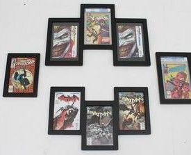 17 best ideas about comic book collection on pinterest geek decor comic book display and. Black Bedroom Furniture Sets. Home Design Ideas