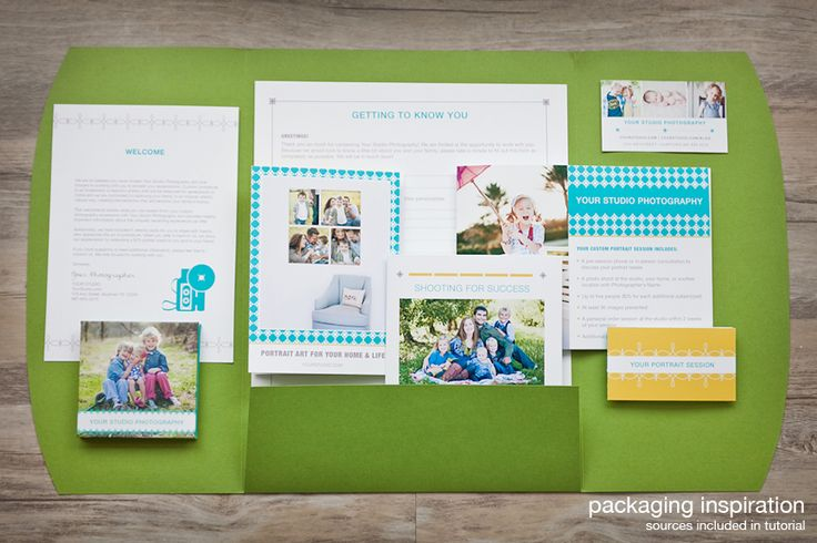 Client Welcome Packets