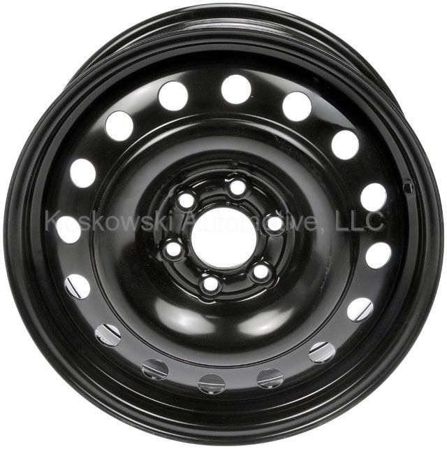 "Chevy Uplander Wheel Montana Terraza Relay 17"" Steel 9596018 Dorman 939-185 #Dorman"