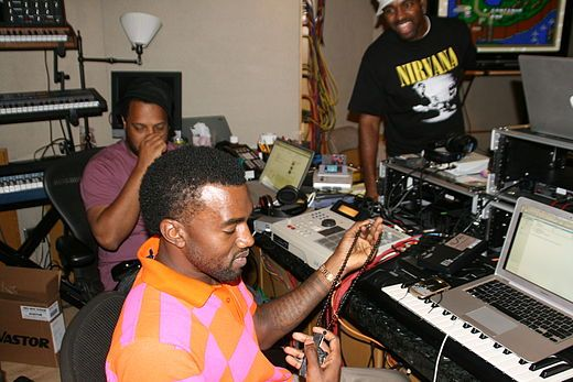 Kanye West production discography - Wikipedia, the free encyclopedia