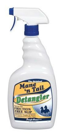 Straight Arrow Mane N Tail Detangler - 32 Oz <>