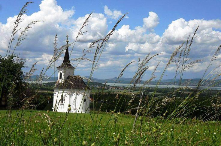 Balatonlelle. Hungary