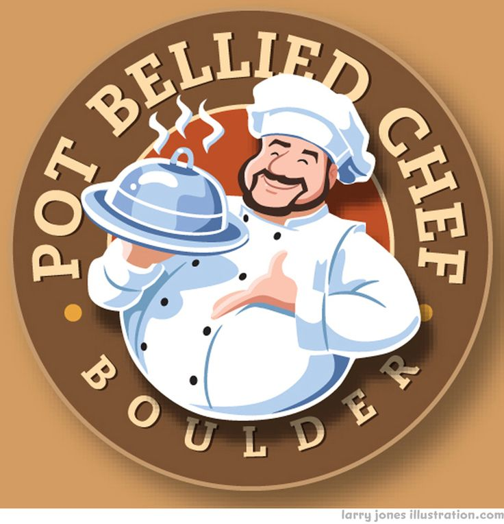 Pot Bellied Chef logo