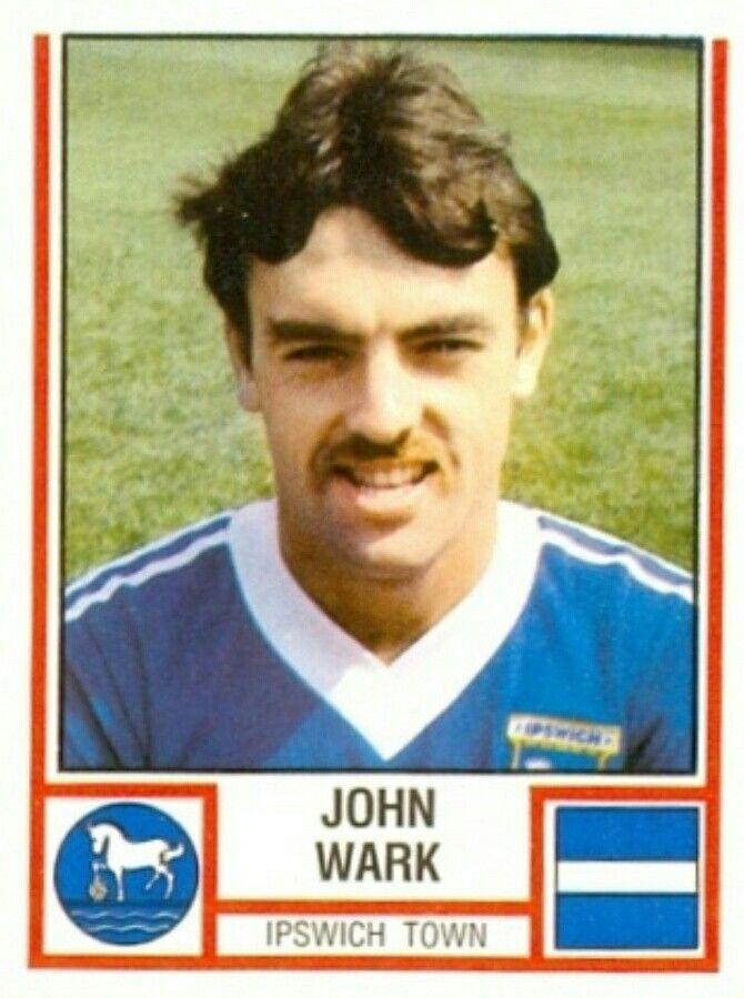 John Wark of Ipswich Town in 1981.