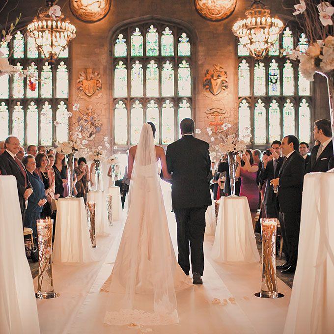 Beautiful Church Wedding Decorations: Best 25+ Winter Church Wedding Ideas On Pinterest
