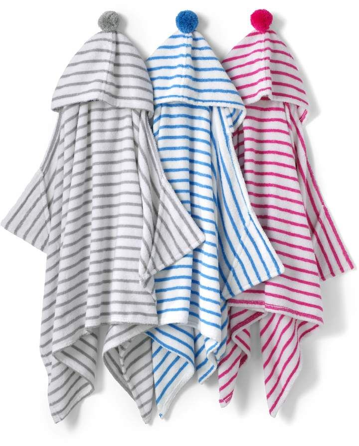 5ca17eaf1483 Lands end Kids Hooded Towel  absorbent pile super