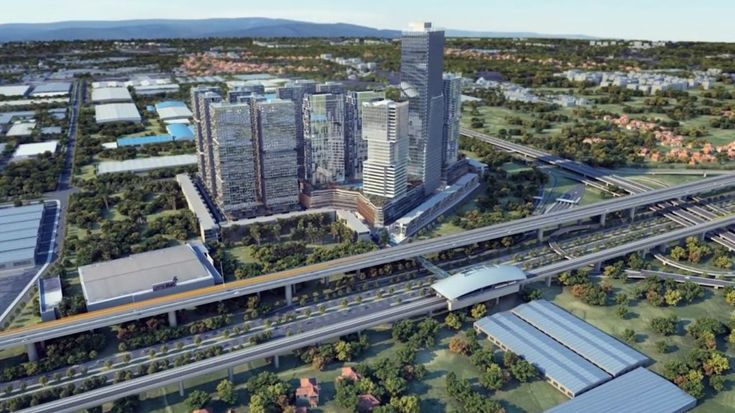 Proyek infrastruktur yang sedang digarap pemerintah benar-benar mengerek bisnis properti. Terutama di kawasan sekitar ibu kota Jakarta. Proyek nasional itu di antaranya ada jalan Becakayu yang telah rampung dibangun, kemudian transportasi massal light rail transit (LRT) rute Cawang – Bekasi, kereta rel listrik (KRL) rute Jakarta Kota-Cikarang, kereta cepat Jakarta – Bandung. Serta, akan dibangun …