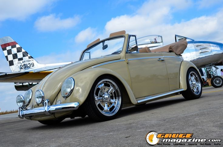 1969 Volkswagen Convertible owned by Bruce Paul.