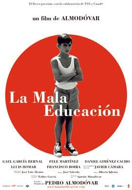 Juan Gatti - AD - ALMODOVAR - La Mala Educacion | Michele Filomeno