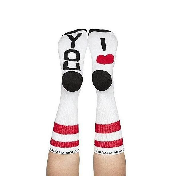 AGSOCKS , Founded on 2012 , Arthur George by Robert Kardashian , Streetwear Collection , Socks , THE SHOPPING GUIDE…