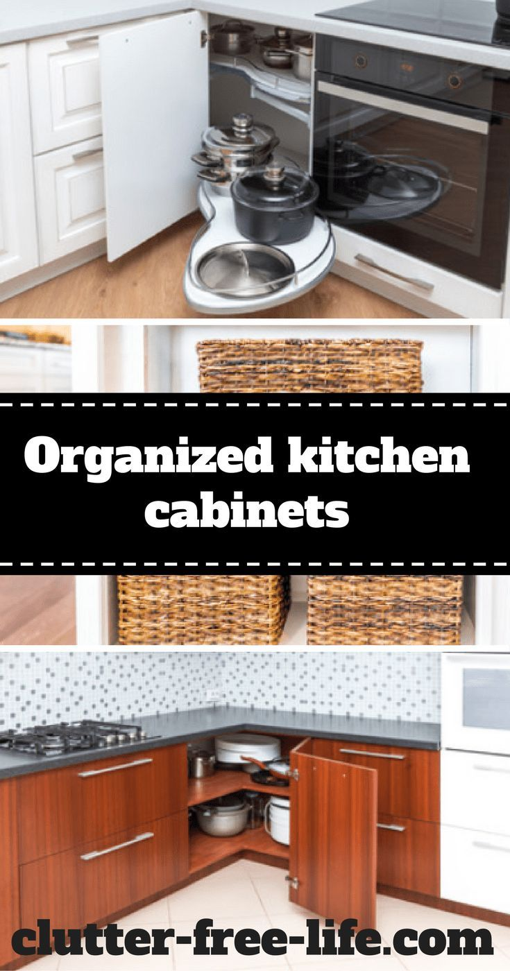Organizing The Kitchen Cabinets Decluttering Organizedkitchen Kitchencabinet Fashio Kitchen Cabinets Kitchen Cabinet Organization Kitchen Cabinets Makeover