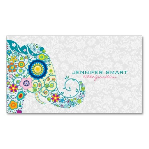 1132 best Colorful Business Card Templates images on Pinterest ...