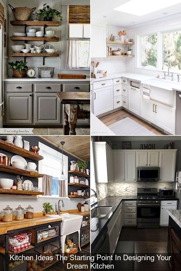 Unique Home Decor Room Decor Simple Kitchen Decorating Ideas Simple Kitchen Modern Kitchen Design Kitchen Design