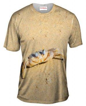 KRAB Koszulka T-Shirt Full Print 3D