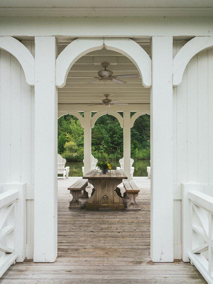 Blackberry Farm Wooden Swings Outdoor Living Backyard
