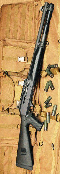 Benelli M4 Tactical Shotgun Firearm 11707 12 Gauge - 18.5 Barrel - Ghost-ring Sight @aegisgears