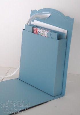 card holder | http://best-doityourself-gift-ideas.blogspot.com