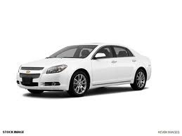 Mom and Dad's new car. Except theirs is going to be black. I'm getting the Impala. I'm going with them tomorrow to pick up the Malibu.