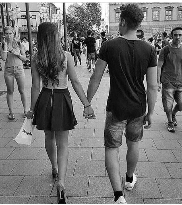 Love | Holding hands | Care | Cute | Couple Goal | Relation | Together | Love forever | Romance