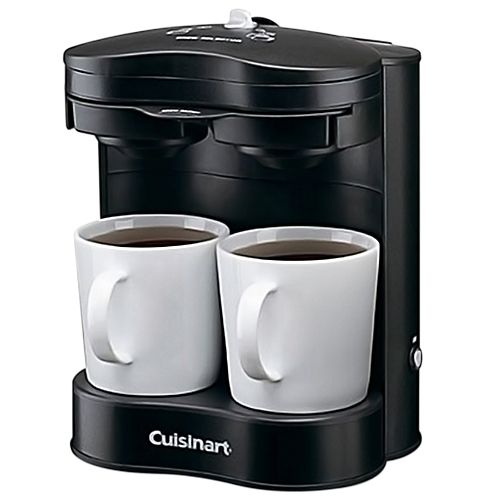 Cuisinart 2 Cup Coffee Maker - Black