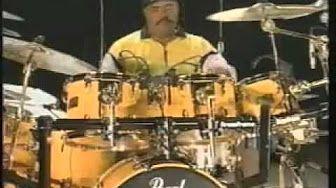 Simon Phillips - Drum Solo Performance - Drum Fest 2009 Sticklibrary - YouTube