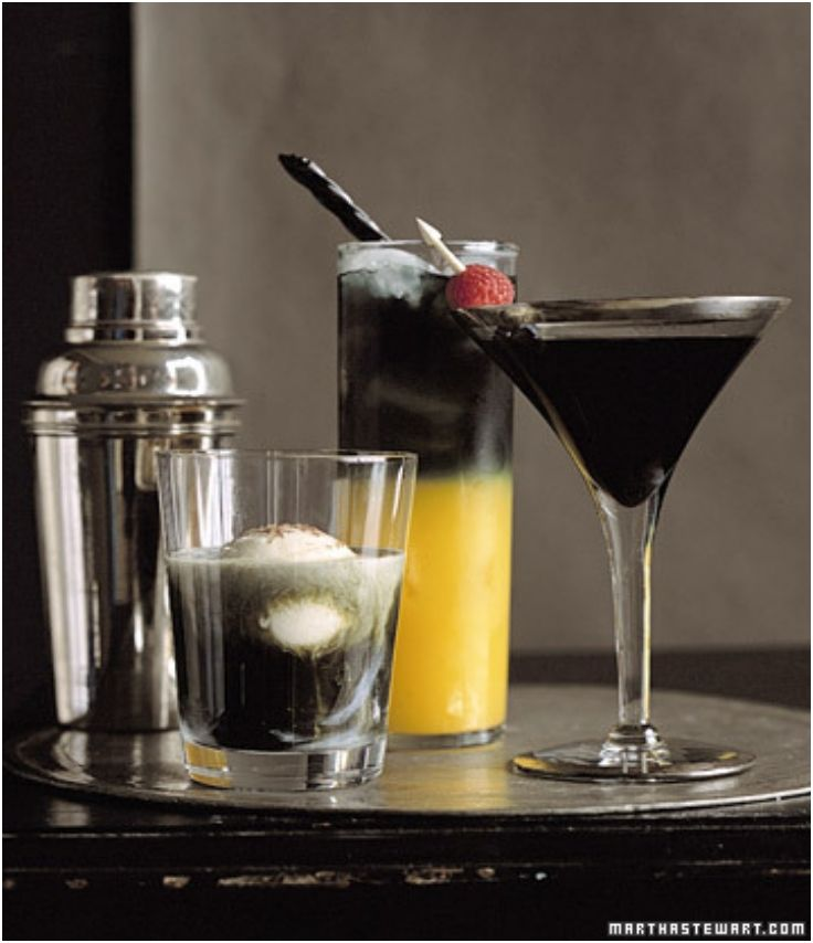 7 Halloween Cocktail Recipes