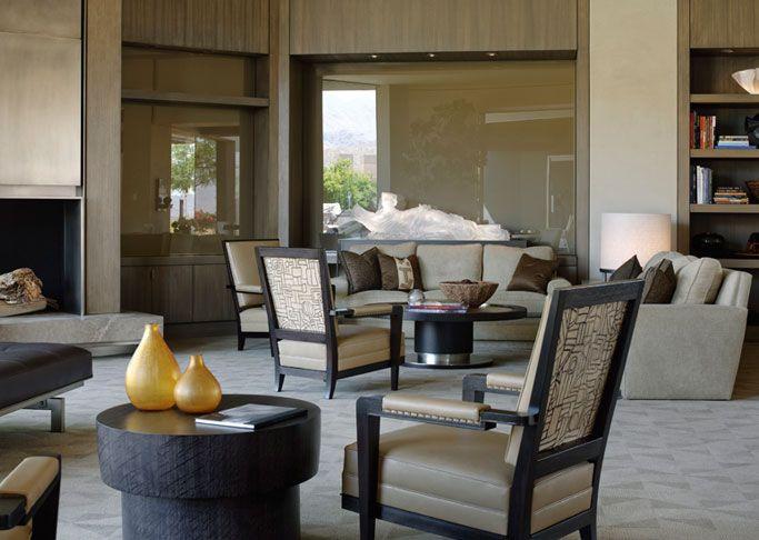 terry hunziker palm desert residence - Interior Design Palm Desert
