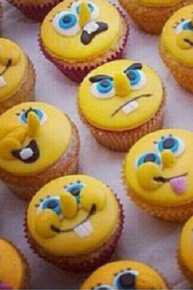 Sponge Cake Cupcakes