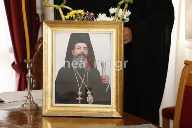 Σε εξέλιξη η εκλογή νέου Μητροπολίτη Ιεραπύτνης (photos) - Νέα Κρήτη