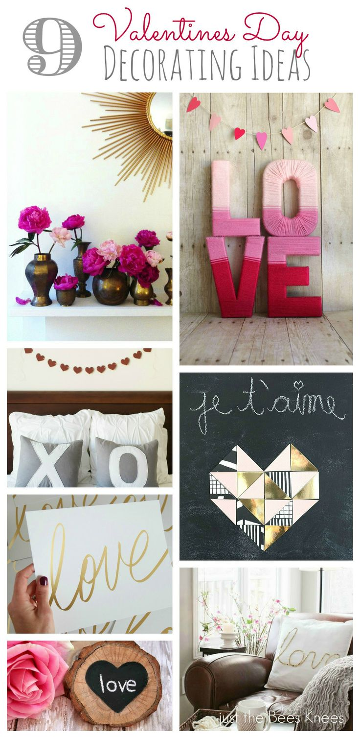 HOW TO: decorate for Valentines Day! #valentinesday