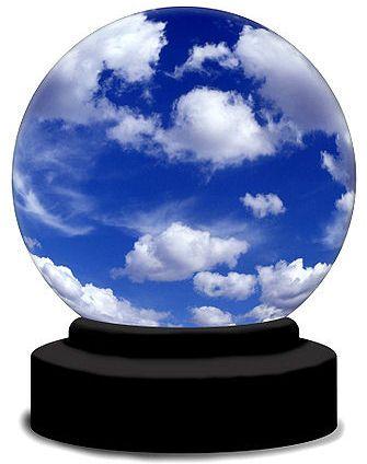 117 Best Crystal Balls Images On Pinterest