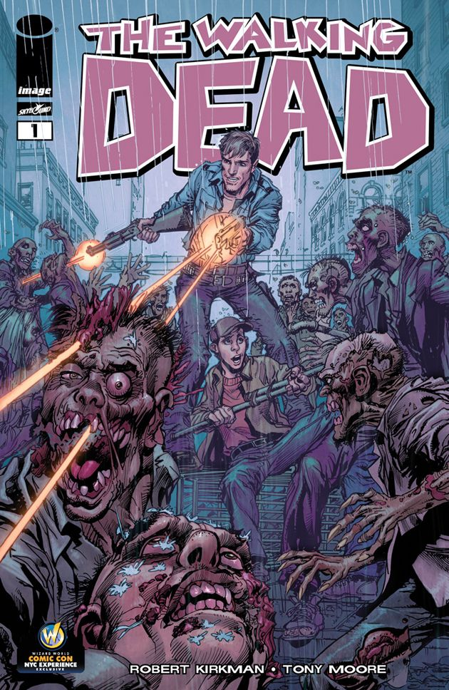The Walking Dead #1 - Neal Adams Variant at Comic Art ...
