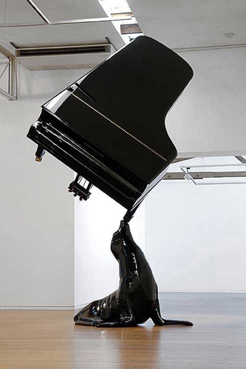 Michael Parekowhai is one of New Zealand's most important contemporary artists.
