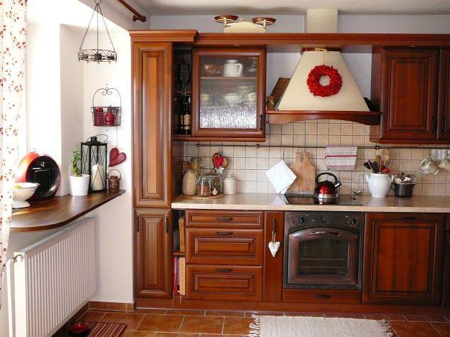 Podzimní výzdoba v kuchyni