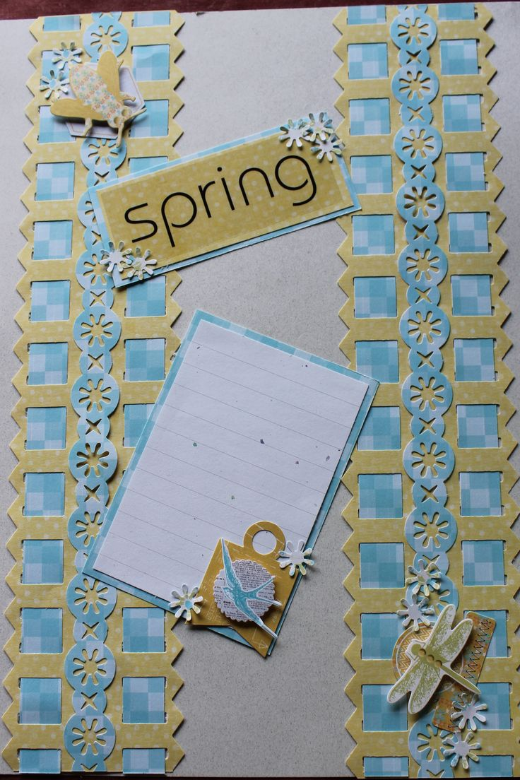 Scrapbook border ideas - Cm Border Maker And Papers