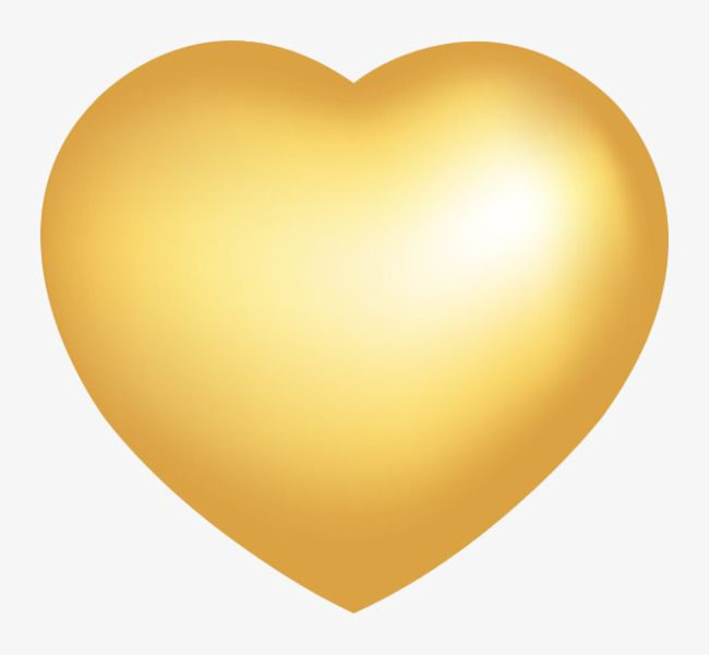 Vector Golden Heart Shaped Metallic Luster Heart Shape Vector Metallic Luster Png Transparent Clipart Image And Psd File For Free Download Metallic Luster Heart Shapes Clip Art