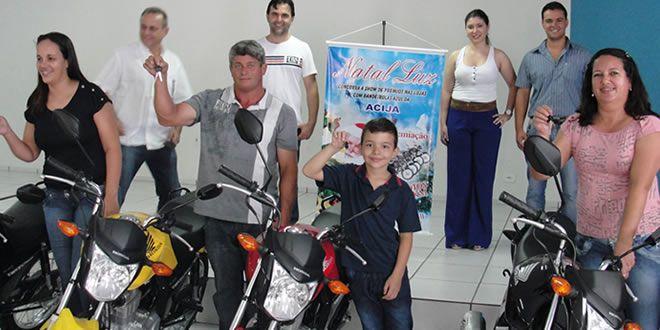 ACIJA entrega prêmio aos ganhadores - http://projac.com.br/noticias/acija-entrega-premio-aos-ganhadores.html